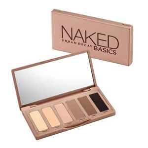 Other - Urban Decay Naked Basics Eyeshadow Palette